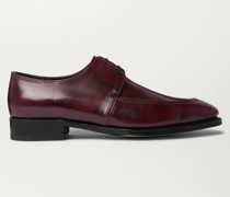 Wrey Leather Derby Shoes