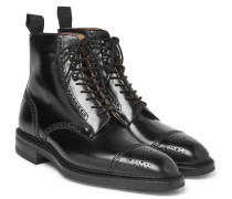 Toby Leather Brogue Boots