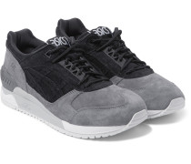 Gel Respector Two-tone Suede Sneakers