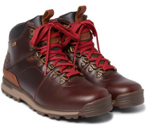 Scramble Waterproof Leather Boots
