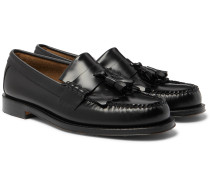 Weejuns Layton Kiltie Moc II Leather Tasselled Loafers