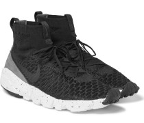 Air Footscape Magista Flyknit High-top Sneakers