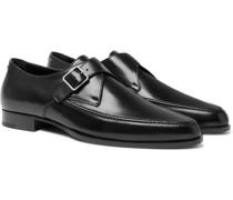 Marceau Leather Monk-Strap Shoes