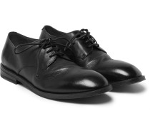 Full-grain Leather Derby Shoes