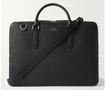 Ludlow Full-Grain Leather Briefcase