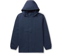 + Pilgrim Surf Embroidered Nylon Hooded Jacket
