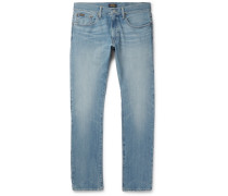 Andrews Slim-fit Stretch-denim Jeans