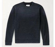 Dégradé Loopback Cotton-Jersey Sweatshirt