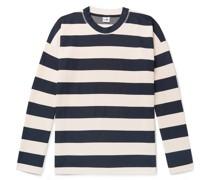 Benja Striped Piqué T-Shirt