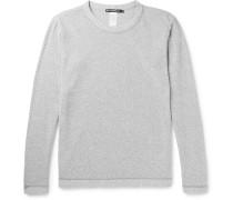 Mélange Cotton-blend Bouclé Sweatshirt
