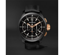 Master Compressor Chronograph 46mm Ceramic And Rose Gold Watch