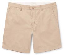 Baxter Cotton-twill Shorts
