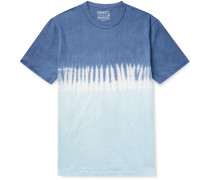 Tie-Dyed Organic Cotton-Jersey T-Shirt
