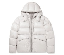 6 Moncler 1017 ALYX 9SM Quilted Nylon Hooded Down Jacket