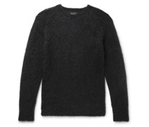 Secret Lover Slim-Fit Mohair-Blend Sweater