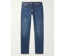 Lean Dean Slim-Fit Tapered Stretch-Denim Jeans