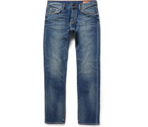 Mick Slim-fit Selvedge Denim Jeans