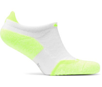 Elite Cushion Dri-fit No-show Tennis Socks