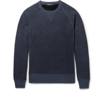 Loopback Cashmere Sweater