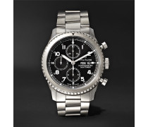 Navitimer 8 Automatic Chronograph 43mm Steel Watch, Ref. No. A13314101B1A1
