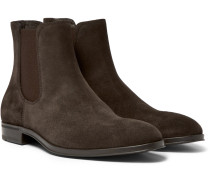 Eton Suede Chelsea Boots