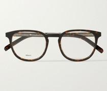 Round-Frame Dégradé Acetate Optical Glasses