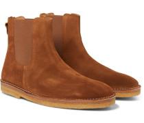 Brandon Suede Chelsea Boots