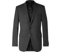 O'Connor Mélange Wool-Blend Suit Jacket