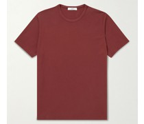 Garment-Dyed Organic Cotton-Jersey T-Shirt