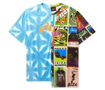 + Paula's Ibiza Oversized Printed Cotton-Jersey T-Shirt