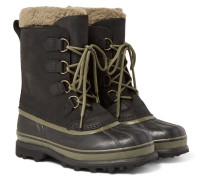 Caribou Wl Wool-lined Waterproof Leather Snow Boots