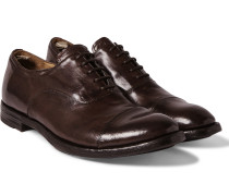 Anatomia Leather Oxford Shoes