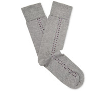 Holden Sea Island Cotton-blend Socks