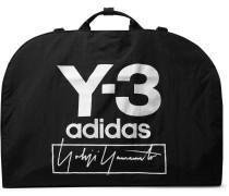Logo-Print Shell Garment Bag
