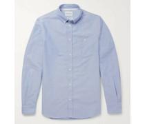 Anton Button-Down Collar Cotton Oxford Shirt