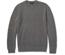 Textured Wool Sweater
