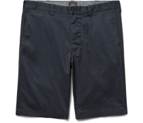 Stretch-cotton Twill Shorts