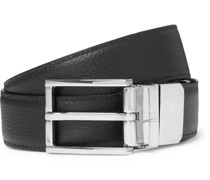 3cm Reversible Leather Belt