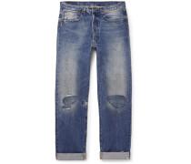 1976 501 Selvedge Denim Jeans