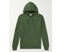 Cotton, Cashmere and Wool-Blend Hoodie