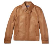 Woodhull Leather Jacket