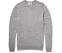 Charles Mélange Merino Wool Sweater