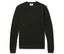 Phil Ribbed Cotton Sweater