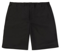 Ari Wool And Mohair-blend Bermuda Shorts