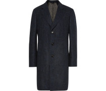 Mélange Alpaca-blend Overcoat