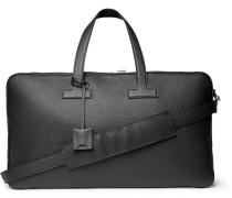 Full-grain Leather Holdall