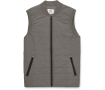 Quilted Stretch-shell Gilet