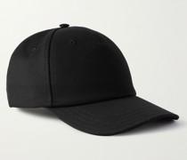 Valentino Garavani Logo-Embroidered Cotton-Twill Baseball Cap