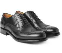 Algy Leather Wingtip Oxford Brogues