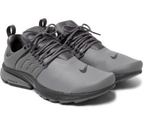 Air Presto Low Utility Rubberised-jersey Sneakers